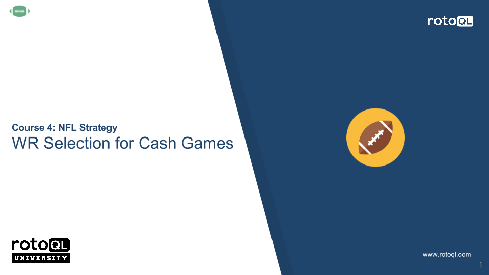 Thumbnail_NFL- WR Selection for Cash Games